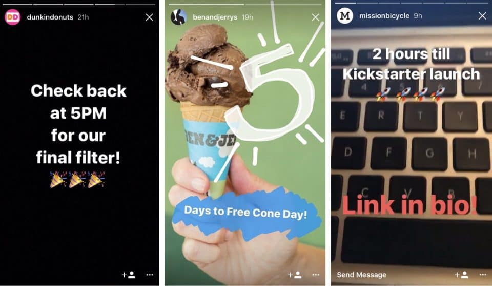 Instagram Stories To Promote Your Business