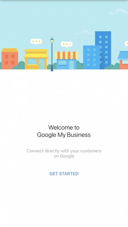 Google My Business Messaging